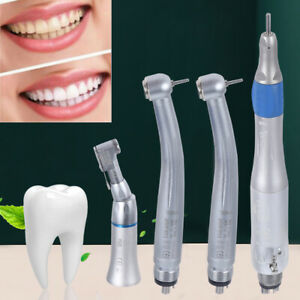Dental 4 Hole NSK type Slow Low&Pana Max High Speed Handpiece & Air Mortor