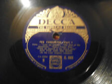 The Band Easy Listening 78 RPM Records