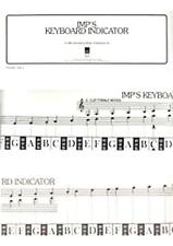 Imps Keyboard Indicator Piano Notes Read Music Easy Note recognition 97805715820
