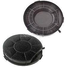 2 X Carbonio Carbone SFIATO filtri per WHIRLPOOL Cappa Tifosi tipo 28