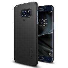 Spigen Thin Fit Case for Galaxy S7 edge - Black