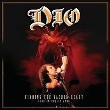 FINDING THE SACRED HEART: LIVE IN PHILLY '86 [2 LP] [VINYL] DIO NEW VINYL RECORD