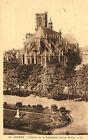 CPA 58 NEVERS l'abside de la cathedrale eglise saint cyr