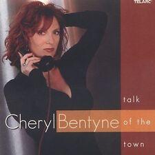 Talk of the Town by Cheryl Bentyne (Vocals) (CD, Jan-2004, Telarc Distribution)