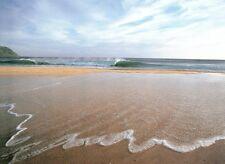 (14007) Postcard Waves Yohohama Bay, Hawaii, USA