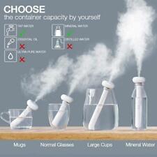Portable Ultrasonic Aroma Humidifier Air Diffuser Atomizer Fogger Mist Purifier