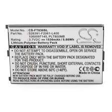 Batterie 1530mAh Li-Po pour FUJITSU-Siemens 1060097145, 761UPA2371W, PLT800MB