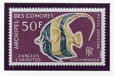 STAMP / TIMBRE DES COMORES PA N° 23 ** POISSONS