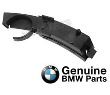 For BMW E85 Z4 03-08 Driver Left Black Cup Holder in Dashboard Genuine