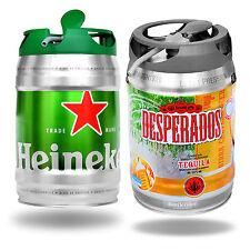 Desperados Tequila und Heineken Bier Zapfhahn Partyfass Festival Party Beer VIP