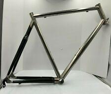 JAVELIN Titanium and Carbon Road Bicycle Frameset 59CM