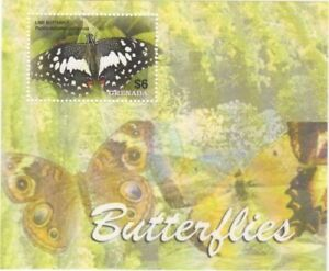Grenada - 2005 - Butterflies - Souvenir Sheet - MNH