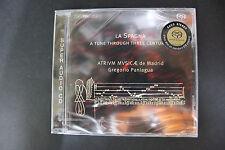 CD: Atrivm Mvsicae de Madrid Paniagua La Spagna A Tune Through 3 Centuries SACD
