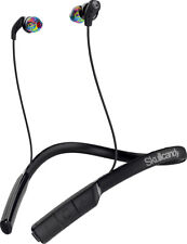 Skullcandy - Method Wireless In-Ear Headphones - Black/Swirl