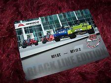 Catalogue /  Brochure REWACO RF1 GT & RF1 LT-2 2015 //