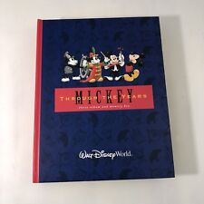 New Walt Disney World Photo Album Memory Box Mickey Mouse Through The Years