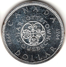 Canada 1964  Cameo PL  Silver Dollar