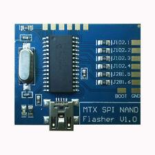 Matrix NAND Programmer MTX SPI NAND Flasher V1.0 Fast USB SPI NAND  Cheap