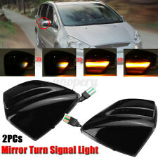 Dynamic LED Side Mirror Repeater Indicator Light For Ford S-Max C-Max Kuga C394