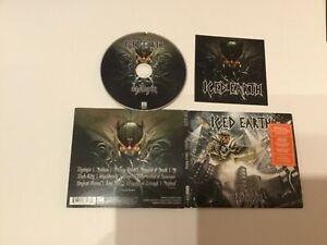 Iced Earth Dystopia NEVERMORE HELLOWEEN BLIND GUARDIAN DEMONS & WIZARDS
