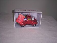 DEPARTMENT 56 - MERCURY GLASS PICK-UP TRUCK ORNAENT - NEW