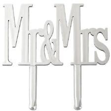 Wilton Cake Pick - Mr & Mrs