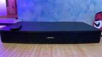 BOSE SOLO TV SOUND SYSTEM MODEL 410376