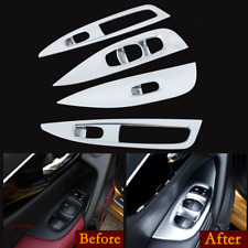 AEF3 Auto Car Vehicle 3D Fake Side Air Vents Outlet Decorative Stickers Emblem S