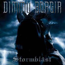 "DIMMU BORGIR Stormblast LP Ltd Vinyl & 7"" Single  NEW 2018"