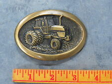 JI CASE 2590 Tractor Belt Buckle Brass High Quality Limited Edition 1979