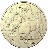 2019 AUSTRALIAN $1 ONE DOLLAR COIN - U  PRIVY 35 MINTMARK AUSTRALIA DISCOVERY