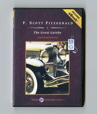F. Scott Fitzgerald: The Great Gatsby - Unabridged Audiobook  -  MP3CD