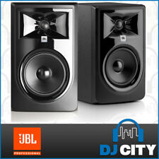 JBL LSR306P mkII 6-Inch Powered Studio Reference Monitor Pair Recording Speakers