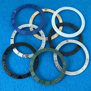 38MM Ceramic Bezel Watch Ring Insert for 40MM Submariner Mens Watch Case Part
