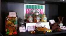 Harry Potter Party Honeydukes display cards (Pack of 12)