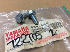 Yamaha 9581L-06016 (X2) boulon à collerette TT600R SRZ600 TTR SRZ 600