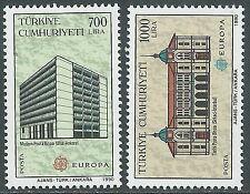 1990 EUROPA TURCHIA MNH ** - B