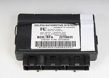 Body Control Module ACDelco GM Original Equipment 22708635