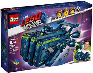 LEGO 70839 The Lego Movie 2 The Rexcelsior! - Brand New