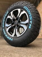 Mazda Bt50 17 Inch Wheels Genuine And All Terrain Tyres New