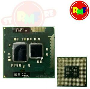 CPU PROCESSORE LAPTOP INTEL CORE I3-380M 2,53GHz SLBZX SOCKET G1 RPGA 988A