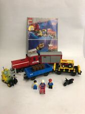 LEGO System Güterzug 9V (4563) Load N' Haul Railroad - TOP - mit BA ohne OVP