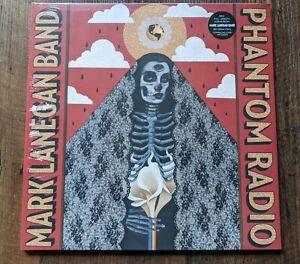 Brand New Sealed Mark Lanegan Band Phantom Radio LP 180gr Vinyl Vagrant VR4236