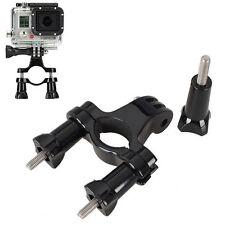 MOTO BICI MANUBRIO REGGISELLA SUPPORTO GOPRO HD HERO 1 2 3 3+4 fotocamera
