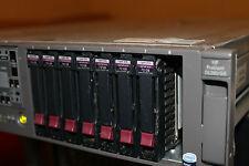 HP PROLIANT SERVER DL380 G5 2U Quad Core Intel RACK  con Smart Array P400 512Mb