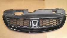 ★★2004-05 HONDA CIVIC COUPE OEM FRONT END GRILLE-BUMPER GRILL BLACK★★