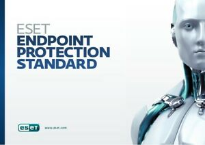 ESET Endpoint Protection Standard   25 Devices   1 Year - Digital Delivery