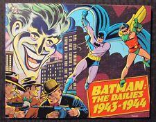 1990 BATMAN The Dailies 1943-1944 SC VF- 7.5 1st Kitchen Sink Printing