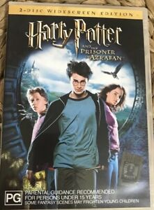 Harry Potter And The Prisoner Of Azkaban. 2-DVD Widescreen Edition
