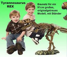 Dinoskelett 3d Puzzle XL Dinosaurier Skelett 91 Cm Tyrannosaurus Rex 51 teile
